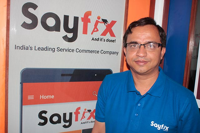 Home services startup Sayfix secures $160K