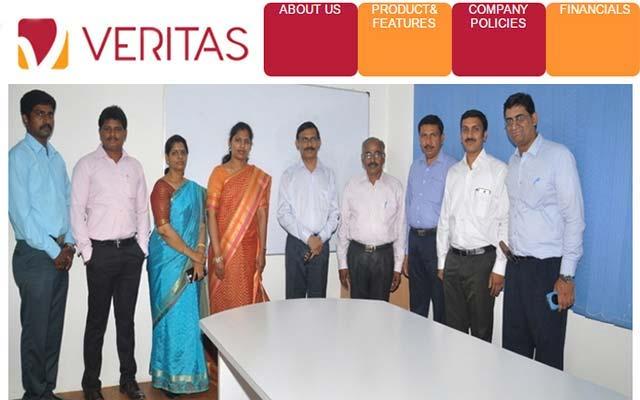 Veritas Finance raises $4.5M from Sarva Capital, others