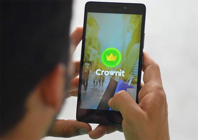 Mobile marketing and consumer rewards platform Crownit gets funding