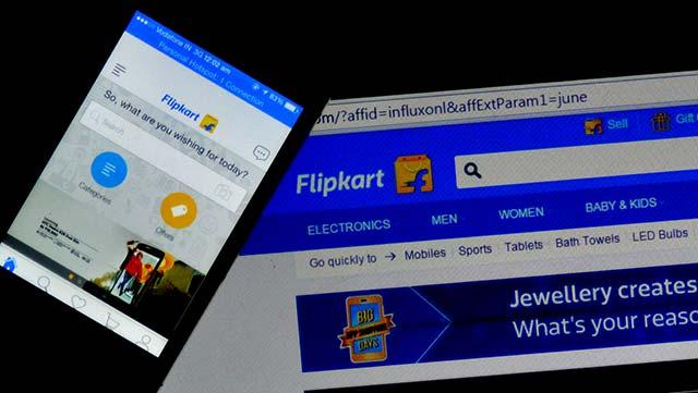 Markdowns haunt Flipkart again as two more investors slash stake value