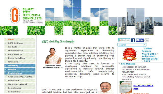 Gujarat State Fertilizers and Chemicals wants to exit Iran
