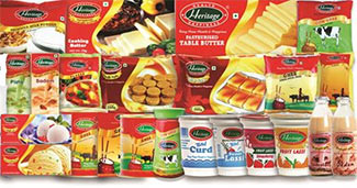 Heritage Foods to acquire assets of Teja Dairy
