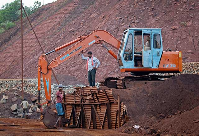India's mineral production up 9% for FY16, value down by 11%