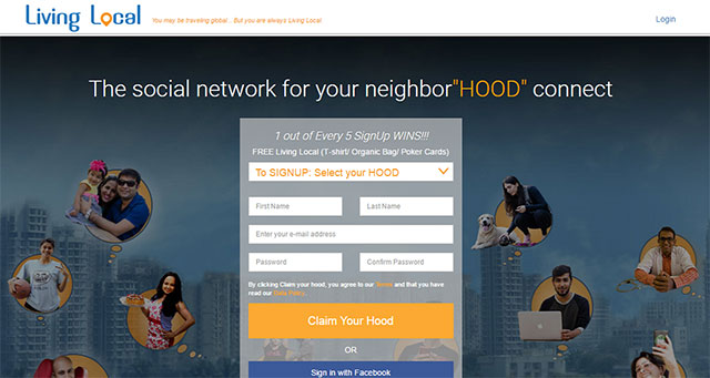 Social discovery platform Living Local raises $200K in seed funding