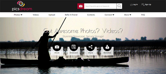 Online marketplace for photographs PicsDream secures angel funding