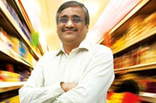 Kishore Biyani named MD of Bharti Retail