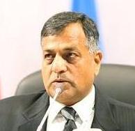 Ashok Lavasa named finance secretary