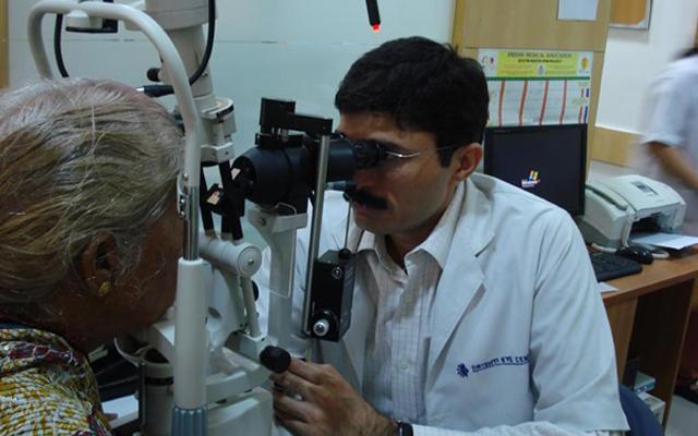 Nandan Nilekani invests in eye-care chain Drishti