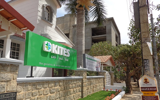 Geriatric care provider Kites gets seed funding