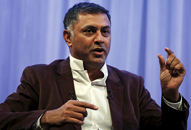 Didn't want to be CEO-in-waiting, says Nikesh Arora