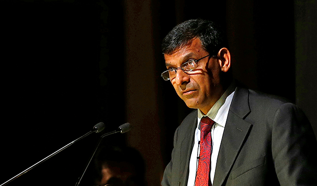 RBI chief Rajan says bad loans, not higher rates, damping credit growth