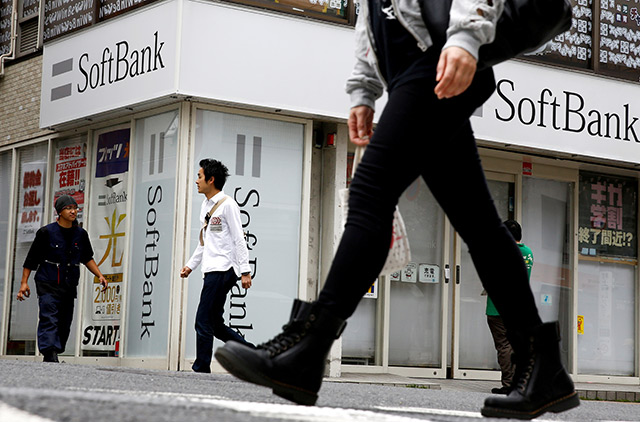 SoftBank began search for India head before Arora quit