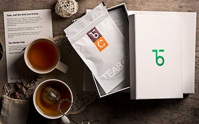 Ratan Tata-backed Teabox raises fresh funding