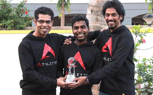 Sports-tech startup Athletto gets angel funding