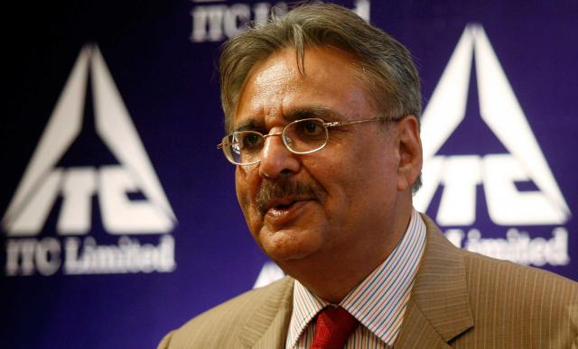 ITC chairman YC Deveshwar to give up executive role
