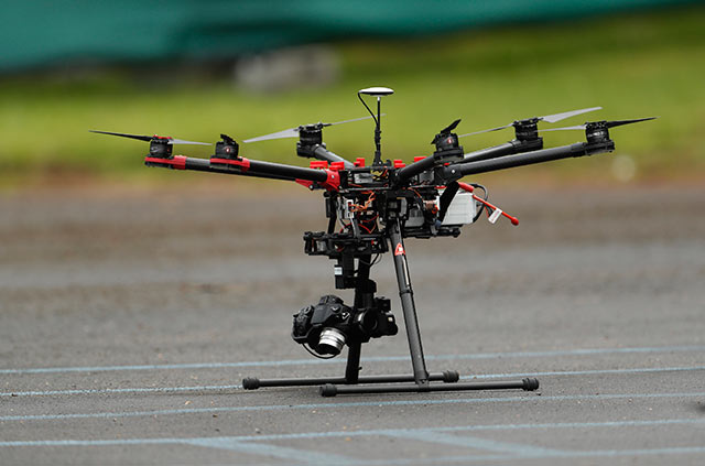 India to prepare drone policy for civilian use