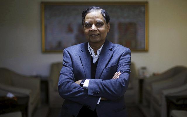 NITI Aayog's Panagariya among top contenders for RBI chief's post