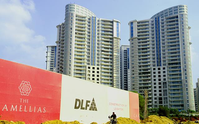 DLF, Blackstone rejig JV to develop projects separately