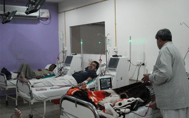 Deep Chand Dialysis Centre in talks to raise Series B round