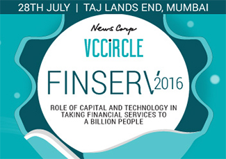 Experts discussing opportunities in online marketplaces and P2P & corporate lending @ News Corp VCCircle India FinServ 2016; register now