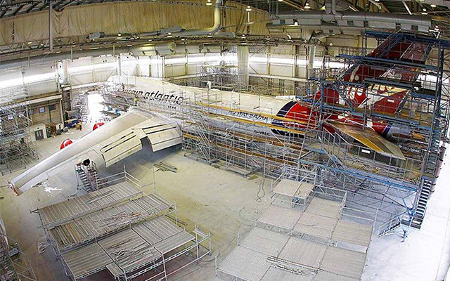 MRO firm Air Works in funding talks; some PE investors to exit