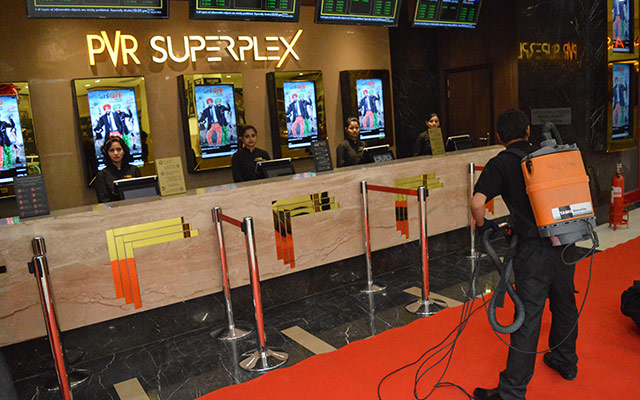 PVR freezes expansion in Noida, Gurgaon for three years