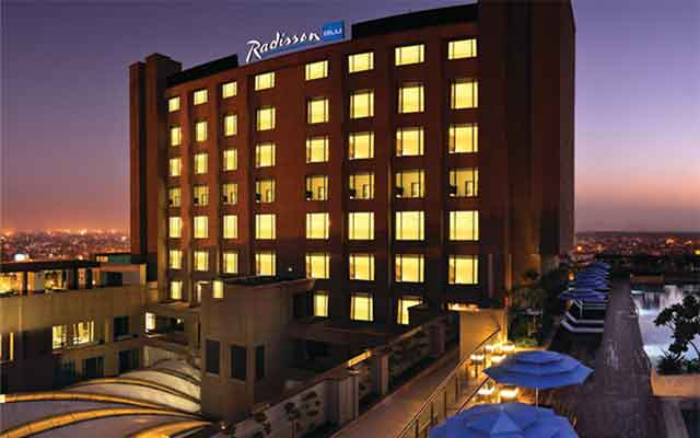 Radisson Blu hotel in Delhi on the block