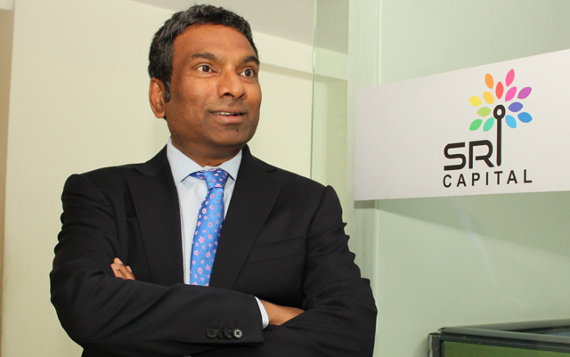 Aim to fill funding gap for Indian firms targeting US market: SRI Capital's Reddi