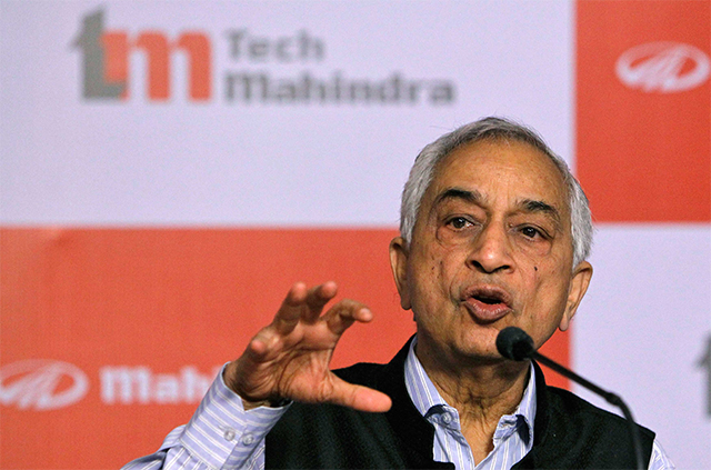 Tech Mahindra's Vineet Nayyar pockets record $29 mn pay packet
