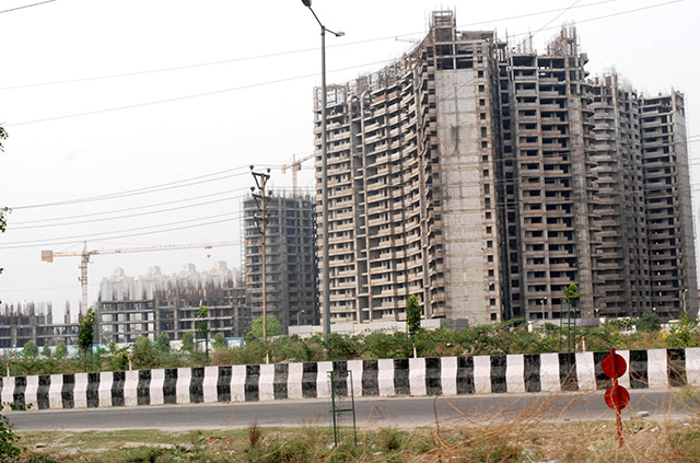 Capital flow into Indian real estate halves in H1 2016