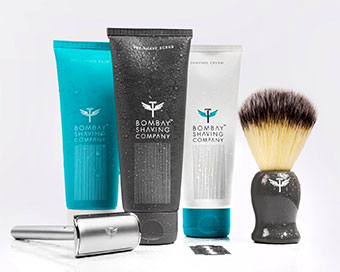 Men's grooming products startup Bombay Shaving raises seed funding