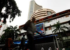 BSE-listed companies' market value at record high