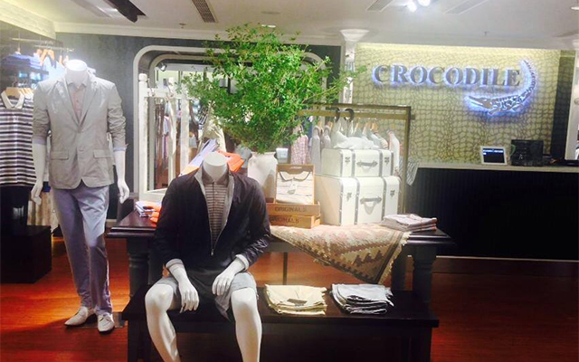 Crocodile-branded menswear maker attracts mostly retail investors on day 1 of IPO