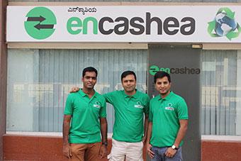 EnCashea raises funding from Kunal Shah, others; in talks to buy smaller rival RaddiMan
