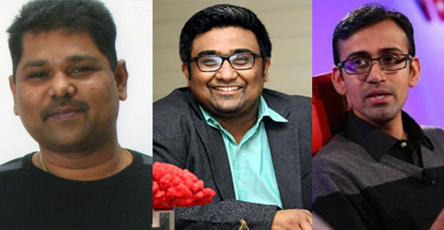 Girish Mathrubootham, Kunal Shah and Anand Chandrasekaran invest in Crownit