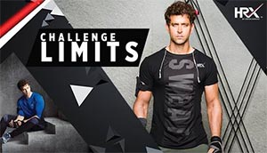 9c0589559cc Myntra acquires majority stake in Hrithik Roshan's HRX   VCCircle