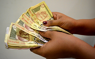 Black money seizure jumps three-fold this year
