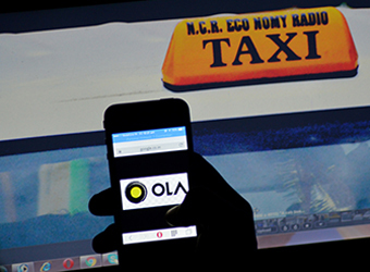 Ola scouts for bike taxi buyouts