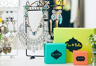 Jewellery e-tailer Pipa + Bella raising funds for offline expansion