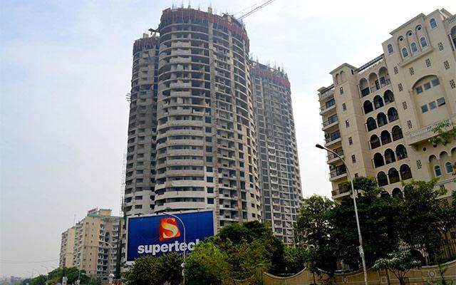 Property developer Supertech mulls setting up NBFC