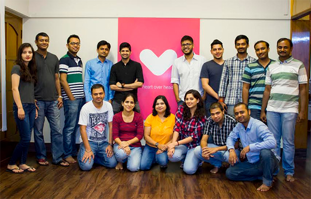 Photo-sharing app Vebbler gets $500K from Anupam Mittal, Sharad Sharma, others