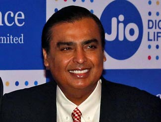 Mukesh Ambani kicks off another telecom price war; announces $745 mn VC fund