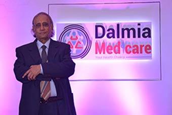Sanjay Dalmia group enters healthcare space