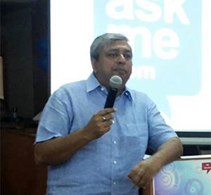 Astro's lack of interest in buyout offer for AskMe belies sanity: Sanjiv Gupta
