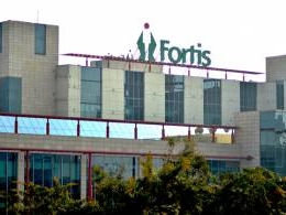 How much IFC made in Fortis Healthcare part-exit