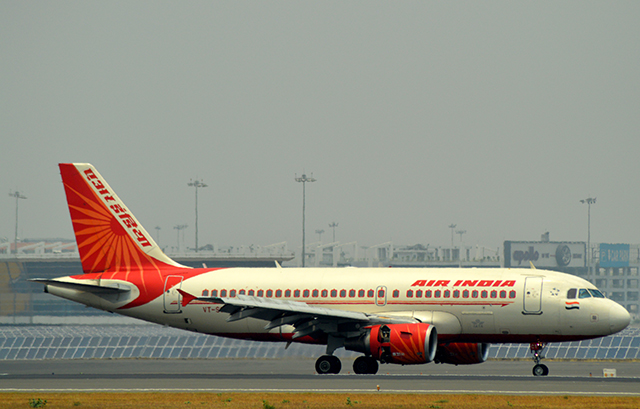 Air India posts first operating profit since merger with Indian Airlines