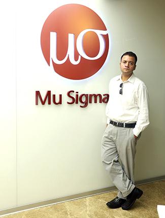 Dhiraj Rajaram buys out former wife's stake in PE-backed Big Data firm Mu Sigma