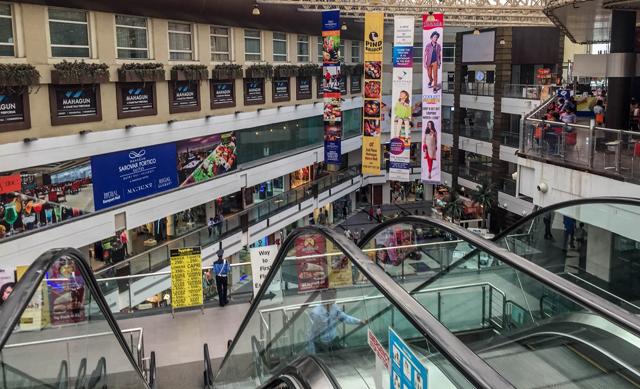 Blackstone in early talks to buy mall in Delhi-NCR