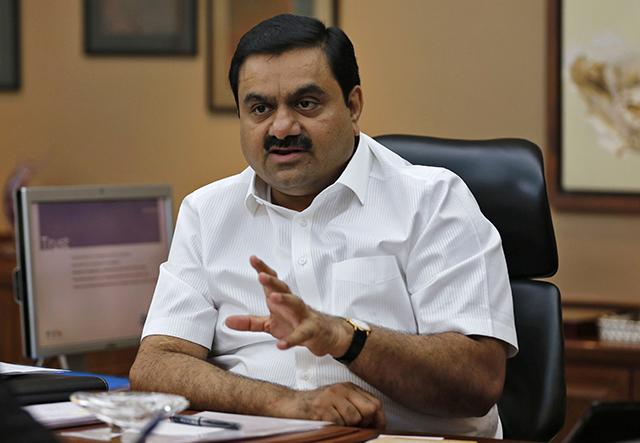 Adani to buy Reliance Infra's power transmission biz