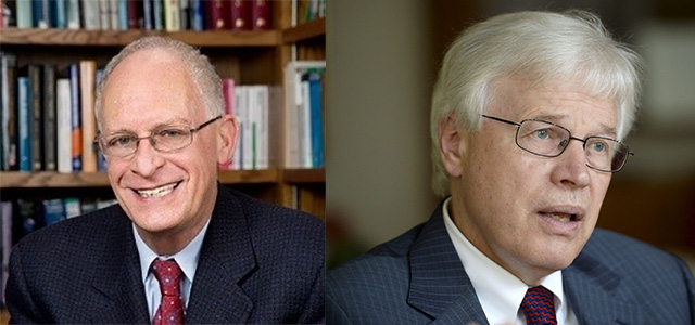 Oliver Hart and Bengt Holmstrom win 2016 Nobel prize for economics